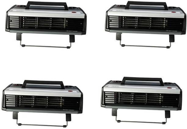 USHA FH812 T pack of 4 Fan Room Heater