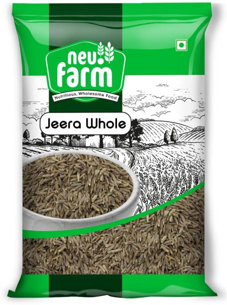 Neu.Farm Cumin Seeds - Jeera Whole - Premium Quality