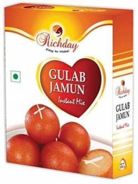 Richday Gualb Jamun Instant Mix 200 GM 400 g