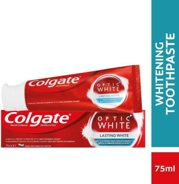 Colgate Optic White Lasting White Imported Toothpaste