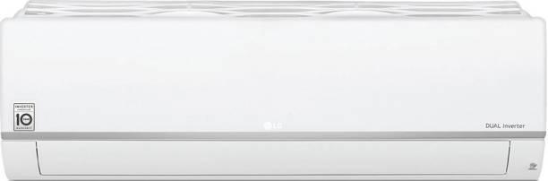LG 2 Ton 3 Star Split Dual Inverter AC  - White