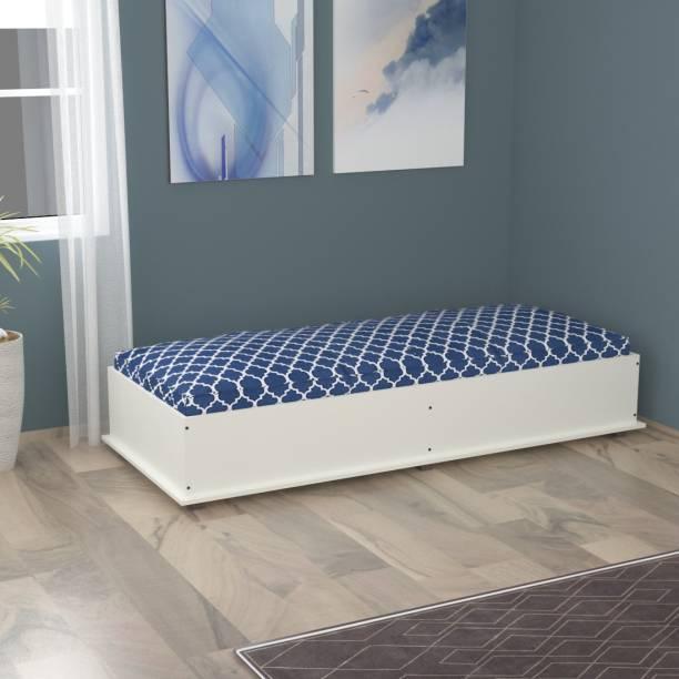 SPACEX STUDIO Engineered Wood Single Box Bed