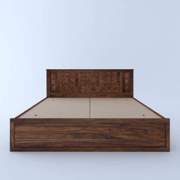 Diamond Interiors Solid Wood King Drawer Bed