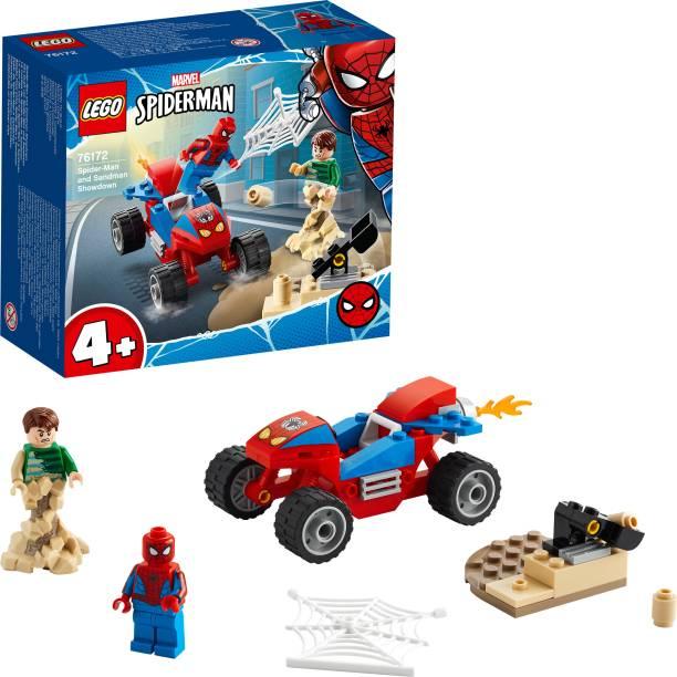 LEGO 76172 Spider-Man and Sandman Showd.. V29