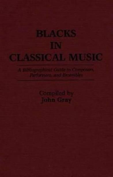 Blacks in Classical Music