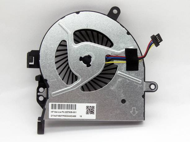 SDLAPPARTS Laptop CPU Cooling Fan for HP Probook 450 g3 450g3 Series (4 pin) P/N-837535-001 Cooler