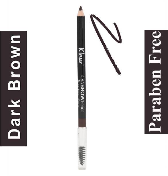 KLEUR Diva Brow Pencil Paraben Free