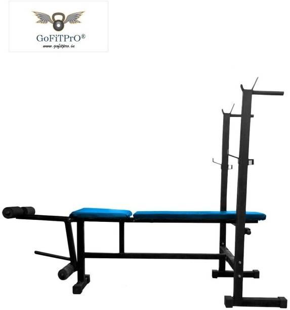 GoFiTPrO 6IN1 EXCERCISE BENCH Multipurpose Fitness Bench