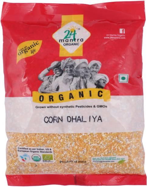 24 mantra ORGANIC Corn Dhaliya