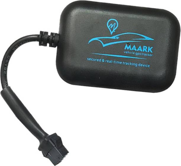 Maark Vehicle GPS Tracking Device for Car, Bus & Truck - Vehicle Tracking System GPS Device