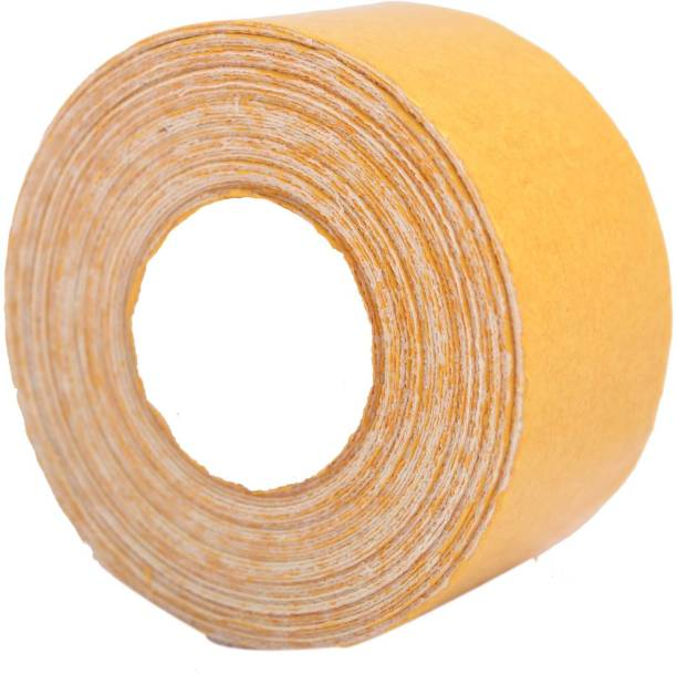 """Manas Cotton cloth double sided hair wig adhesive tape (1"""" broadness with 5 yard length) for toupee/ patch for hair wig. Hair Accessory Set"""