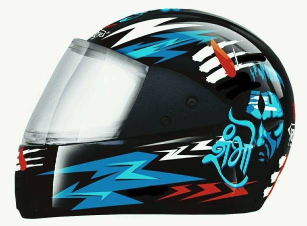 RACING Unbreakable MD-001 ISI Motorbike Helmet