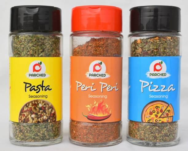 Parched Pizza Pasta Peri-Peri combo