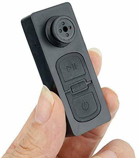 JRONJ Digital Spy Mini Button Camera | Hidden DV Portable Video and HD Audio Recorder | Small Button Security Cam | DVR Digital Recording Camcorders for Home Office Meeting Car Security Camera