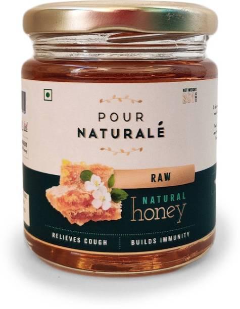 POUR NATURALE Raw Honey: 250gm