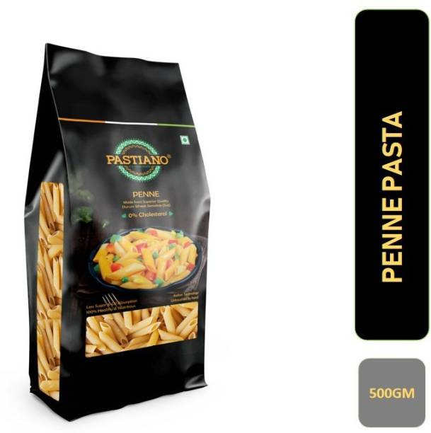 PASTIANO Penne 500 gms Gusset Pouch Penne Pasta