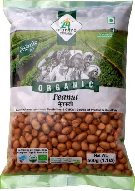 24 mantra ORGANIC Peanut