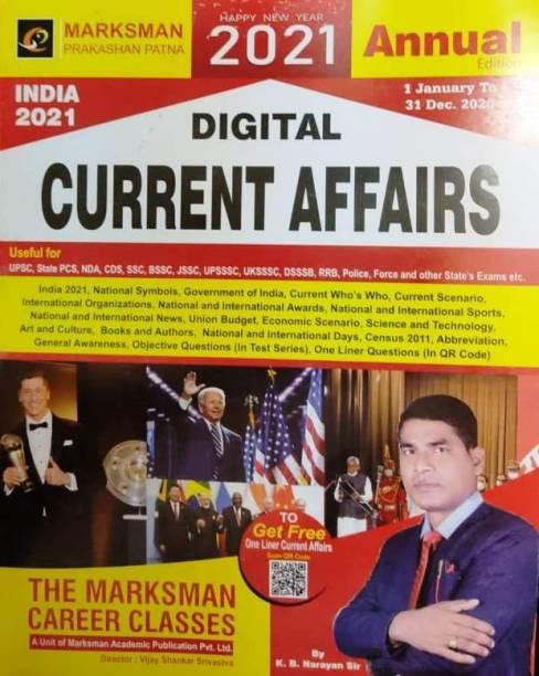 Digital Current Affairs INDIA 2021