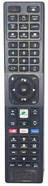Electvision Remote Control for LED or LCD TV Compatible with Kodak Televisions (Please Match The Image with Your Existing Remote Before Placing The Order Before) Kodak LED / LCD TV, kodak remote, kodak tv remote, kodak led remote, kodak smart tv remote, kodak led tv remote, kodak android 4k remote control Remote Controller