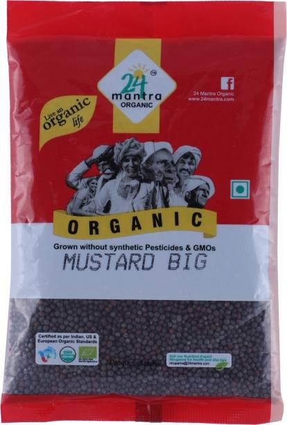 24 mantra ORGANIC Mustard Big