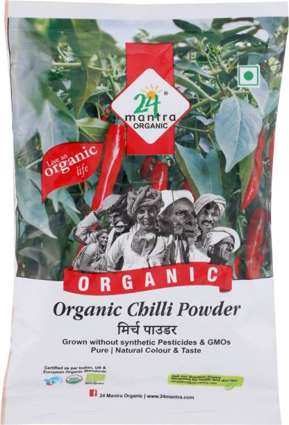 24 mantra ORGANIC Chilly Powder