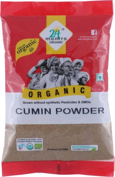24 mantra ORGANIC Cumin Powder