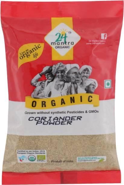 24 mantra ORGANIC Coriander Powder