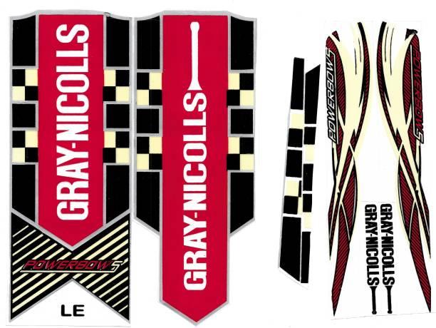 NICOLLS DG GRAY-NICOLLS CRICKET BAT STICKER Bat Sticker