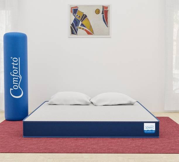 Comforto Siesta Orthopaedic Memory Foam 6 inch King Memory Foam Mattress