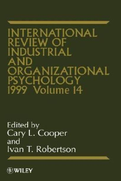 International Review of Industrial and Organizational Psychology 1999