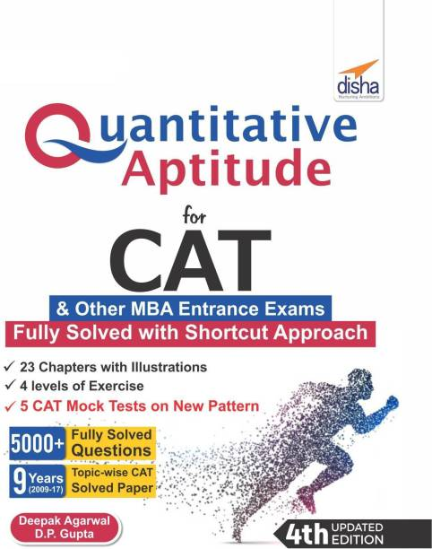 Quantitative Aptitude for CAT & other MBA Entrance Exams 4th Edition