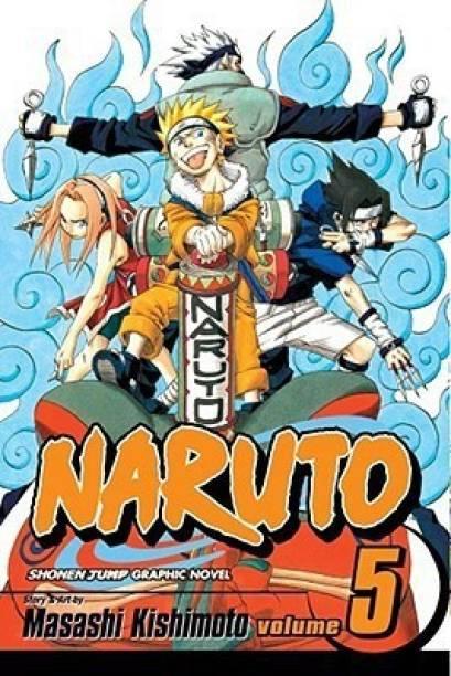 Naruto, Vol. 5