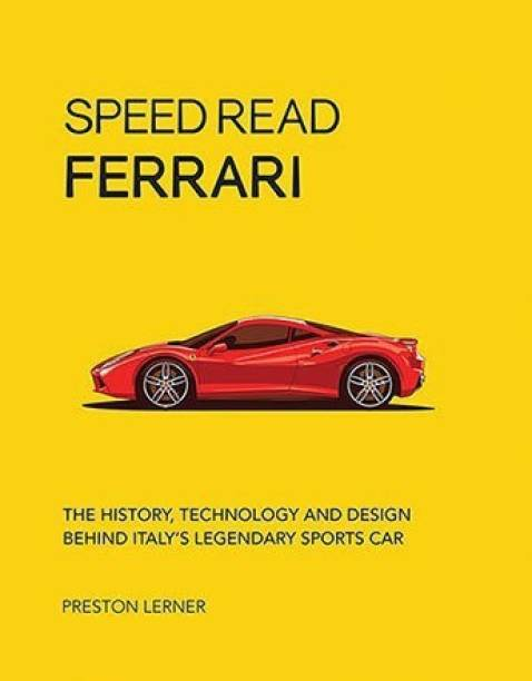 Speed Read Ferrari: Volume 3