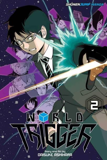 World Trigger, Vol. 2