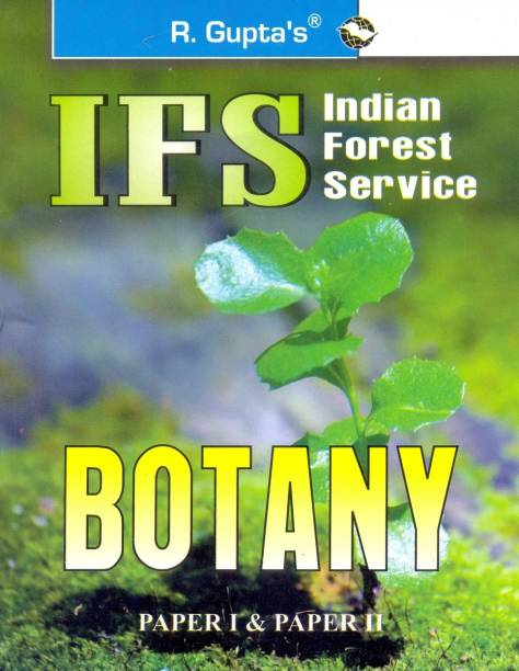 IFS Indian Forest Service Botany Examination - (Paper I & II) Main Guide