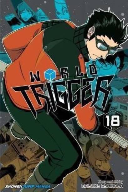 World Trigger, Vol. 18