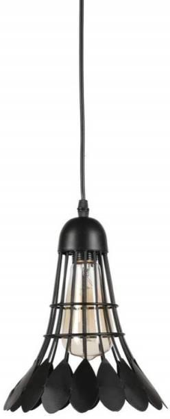 LazyHomez Modern Badminton Tennis Shuttle Cork Style Pendant Hanging Lights Lamps for Home Decor (Black, Bulb Not Included) Pendants Ceiling Lamp