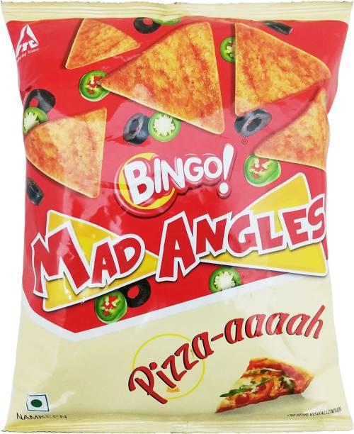 Bingo Mad Angles Pizza Chips