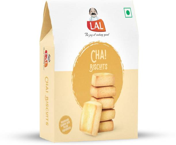 Lal Chai Cookies 160g X 2 Packs