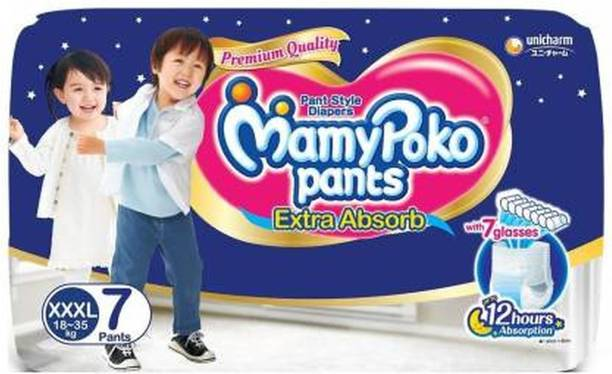 MamyPoko Poko Extra Absorb Diapers, XXXL7 - XXXL
