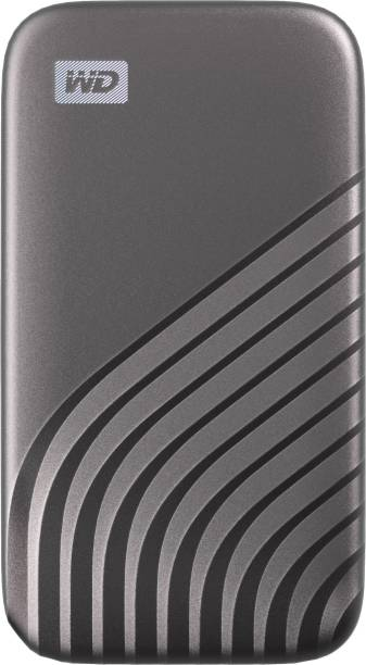 WD My Passport 500 GB Wired External Solid State Drive