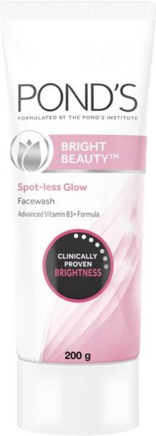 PONDS Bright Beauty Spot-less Glow  With Vitamins Face Wash