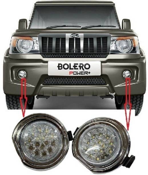autoxin LED Fog Lamp Unit for Mahindra Bolero