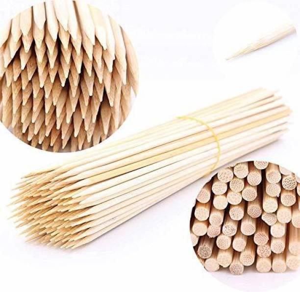 Royals Disposable Bamboo Roast Fork Set