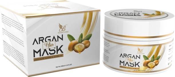 The Body Avenue Argan Oil Hair Mask