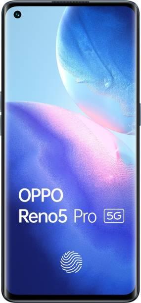 OPPO Reno5 Pro 5G (Starry Black, 128 GB)