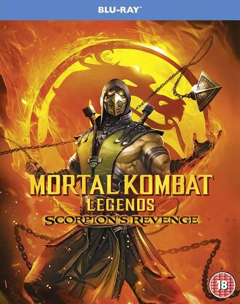 Mortal Kombat Legends: Scorpion's Revenge (Region Free) (Slipcase + Fully Packaged Import)