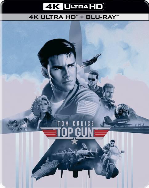 Top Gun (Steelbook) (4K UHD & HD) (2-Disc)