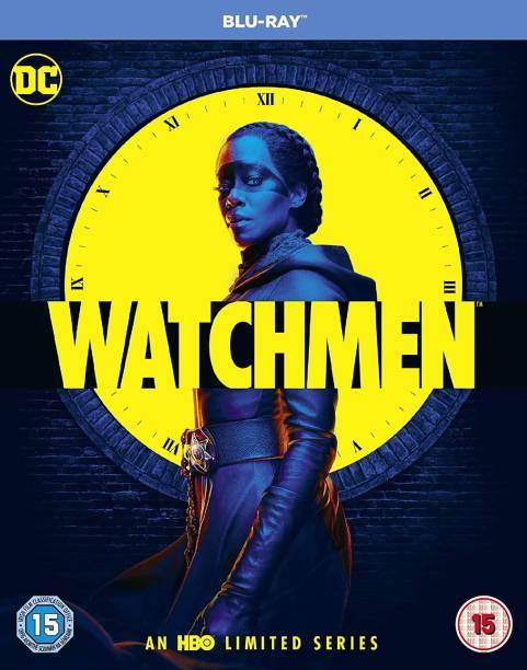 Watchmen: The Complete Season 1 (3-Disc Set) (Region Free) (Fully Packaged Import)