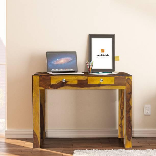 ROYAL FINISH Amira Principal Study Table Solid Wood Study Table
